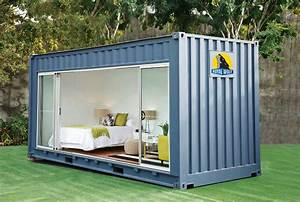 Royal Wolf Outdoor Room - Shipping Container Homes