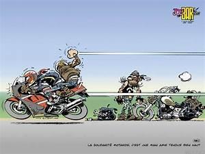 Joe Bar Team Moto : le code des signes des motards ~ Medecine-chirurgie-esthetiques.com Avis de Voitures