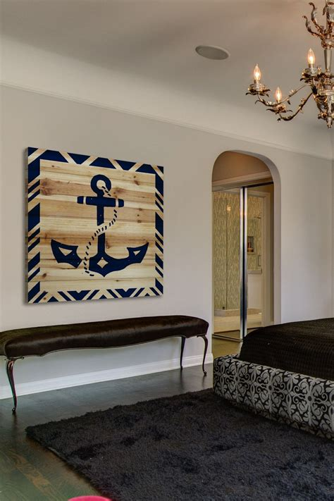 nautical wall decor  bathroom nautical theme bedrooms