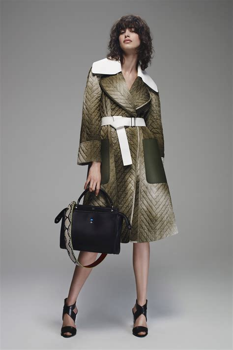 Fendi Resort 2016 Bag Collection Featuring Micro Backpack ...