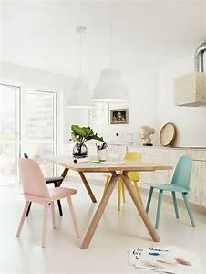 le design scandinave 60 idees merveilleuses archzinefr With salle À manger contemporaine avec site meuble scandinave