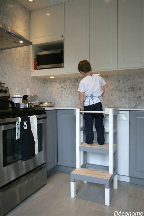 petit tabouret de cuisine fabriquer un tabouret de cuisine pour enfant déconome
