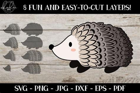 Mandala butterfly svg zentangle butterfly mandala quilling. Hedgehog Mandala SVG, 3D Layered Hedgehog, Forest Animal ...