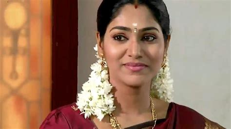 serial actress kavitha k v serial actress vidya from valli serial youtube