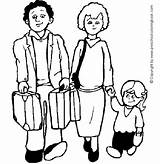 Coloring Pages Parents Preschool Getcoloringpages sketch template