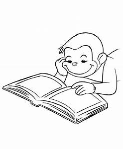 Curious George Coloring Pages Printable | Curious George ...