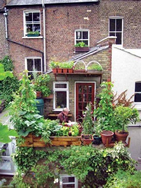 30 Inspiring Small Balcony Garden Ideas  Amazing Diy