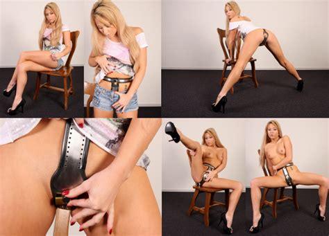 Natalia Forrest Casting Chastity Babes