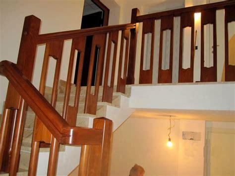 ringhiera in legno per interni balaustre in legno per interni tb57 187 regardsdefemmes