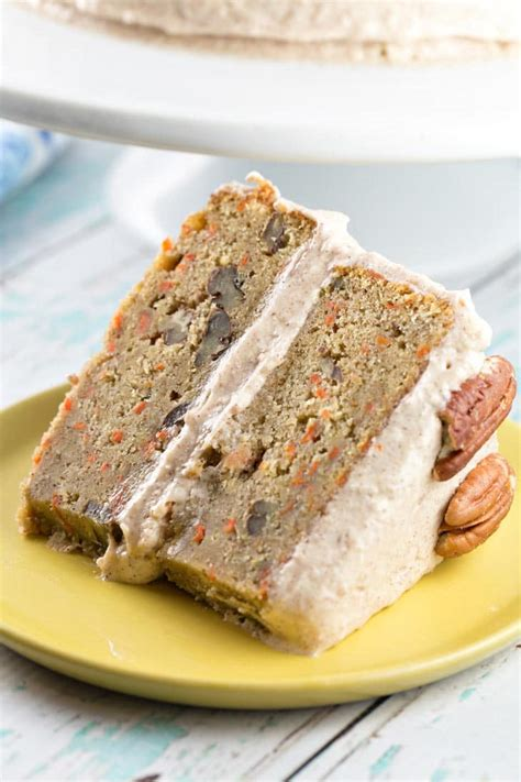 carrot cake  cinnamon cream cheese frosting recipe