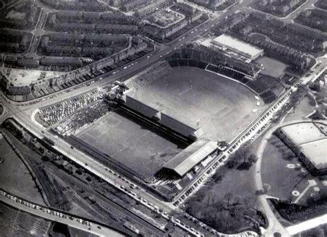 Park Avenue Football Ground, Bradford - Park Avenue Cricke ...
