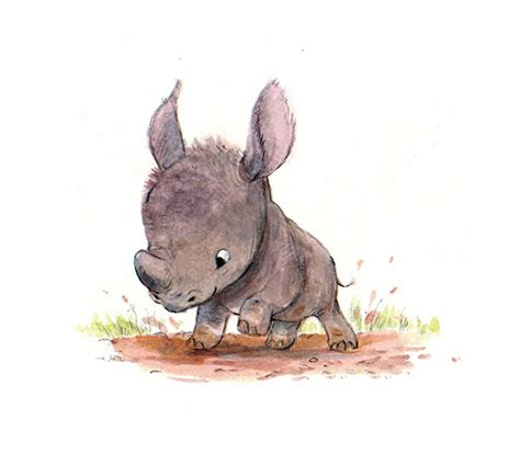 incredibly cute animal illustrations  sydney hanson