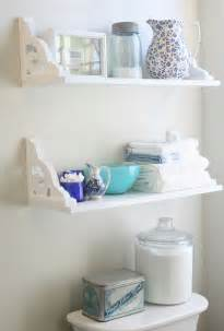 bathroom wall shelves ideas beautiful diy shelving made easy
