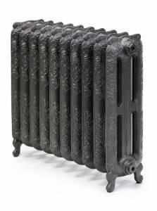 Radiateur Sur Pied : radiateur en fonte sur pieds hauteur 710mm ~ Nature-et-papiers.com Idées de Décoration