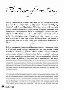 Psychology As A Science Essay Essays On Power In Macbeth  Essay On Health Awareness also Compare And Contrast Essay Examples For High School Essays On Power Army General Officer Assignments Essay On Power And  What Is The Thesis Statement In The Essay