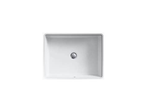 Kohler Undermount Bathroom Sinks Bathroom Kohler