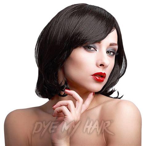 Stargazer Natural Black Semi Permanent Hair Dye 70ml