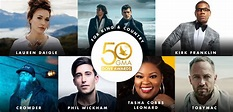 Nominees Announced for 50th Annual GMA Dove Awards