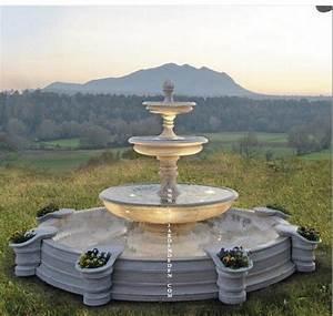 Fontaine Solaire Pour Bassin : fontaine bassin finest bassin fontaine exterieur quel que ~ Dailycaller-alerts.com Idées de Décoration