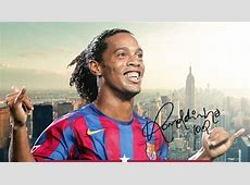 "Barcelona Ronaldinho ""Football needs people like Messi"