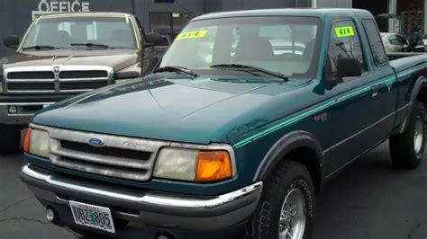 1993 Ford Ranger Extended Cab 4x4