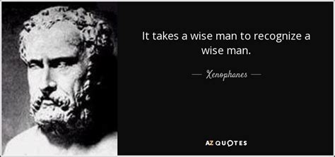 Top Quotes Xenophanes
