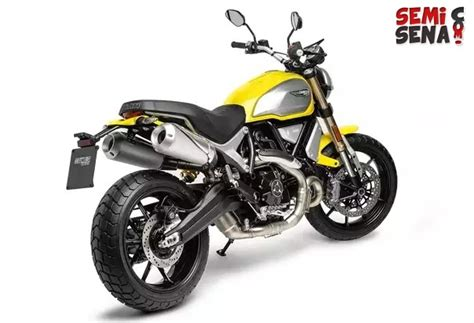 Gambar Motor Ducati Scrambler 1100 by Harga Ducati Scrambler 1100 Review Spesifikasi Gambar