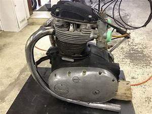 Retrosyndicate  Engine Bsa A65l 650cc