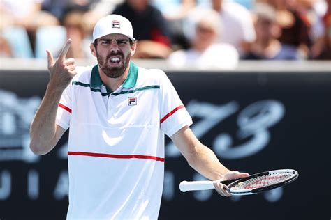 He won two matches at roland garros and was a rome semifinalist on clay. Who is Reilly Opelka? Find out more about his ranking, net worth?