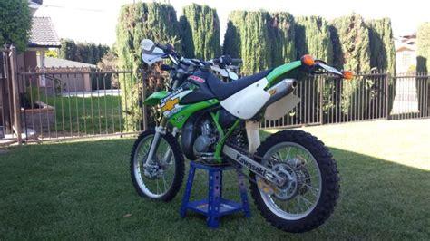 Ca Plated Street Legal Kawasaki Kx 100 Enduro For Sale On