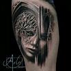 Architecture-Inspired Tattoo   Arlo dicristina, Tattoos ...