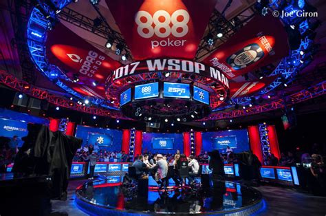 wsop main event final table 2017 what would you do final table dilemmas in the 2017 wsop