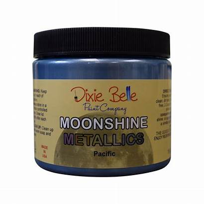Dixie Metallics Pacific Moonshine Belle Paint Metallic