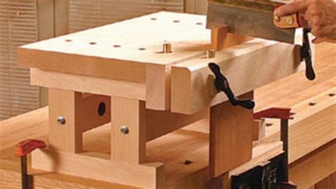benchtop bench finewoodworking