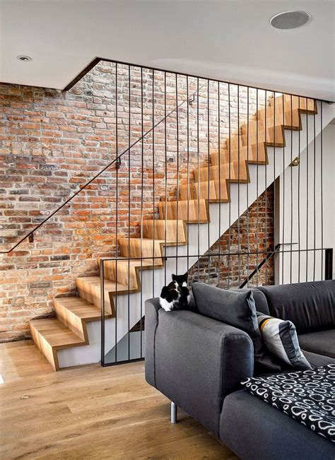 siege social casa ladrillo visto 45 ideas para su uso en el dise 241 o interior