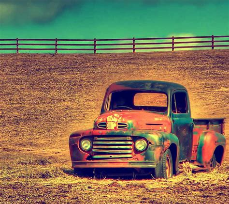 Vintage Truck Wallpaper by 35 Classic Ford Truck Wallpaper On Wallpapersafari