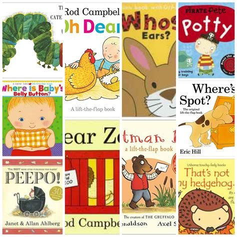 10 Interactive Board Books Perfect For Toddlers