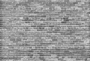 Mur Brique Blanc : pas juste un autre mur de brique noir et blanc buy prepasted wallpaper murals online ~ Mglfilm.com Idées de Décoration