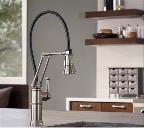 Brizo Articulating Kitchen Faucet by Kbis 2015 Smart Phone Charger Takes The Quot Cake Quot At Kitchen