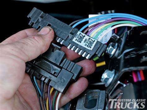 Chevy Tilt Steering Column Install Hot