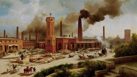 wirtschaft industrialisierung  deutschland wirtschaft