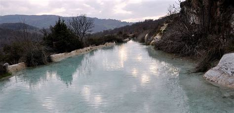 terme bagno vignoni libere terme libere di bagno vignoni parco dei mulini
