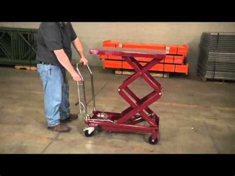 Hi rob, i'm sorry but i can't do it because i'm not a trader, but you can use my video to build a motorcycle lift table similar to mine. made by wood: Know More Build wooden motorcycle stand