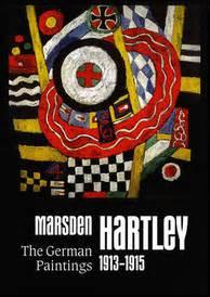 goodreads voice marsden hartley  german paintings