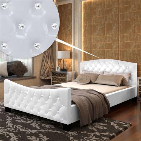 Pu Bett Schlafzimmer Lattenrost Lattenrahmen 140x200
