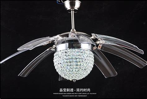 Crystal Chandelier Ceiling Fan Combo by Ceiling Fan Crystal Chandelier Warisan Lighting