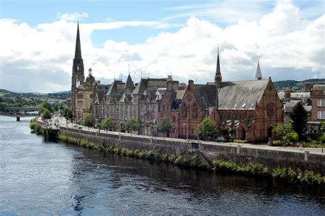 Postcard from Scotland: Perth