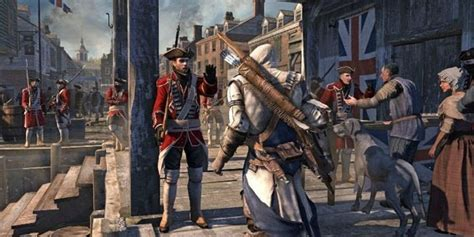 assassins creed iii   boston tea party trailer