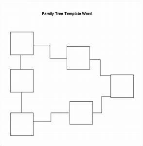 Word Family Tree Templates