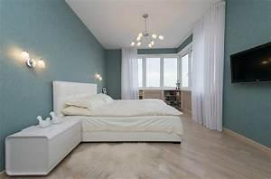 couleur de peinture pour chambre tendance en 18 photos With marvelous bleu turquoise avec quelle couleur 9 deco salon prune et gris